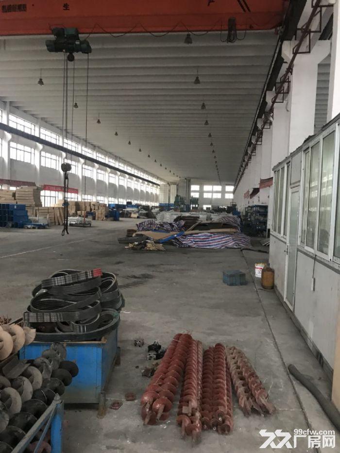 椒江7万平方米厂房出租可分割。-图(1)