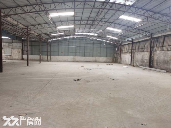钟落潭厂房2700方可办理环评可进出27米货柜车-图(4)
