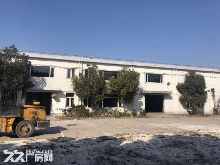 香花桥工业区4300平方单层高10米厂房仓库出租,园区场地大,适合生产,物流-图(2)