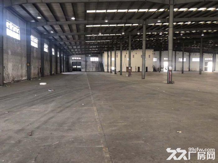 香花桥工业区4300平方单层高10米厂房仓库出租,园区场地大,适合生产,物流-图(3)