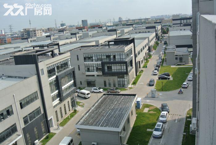 企福星尚科技园区,企福自持高端工业园区-图(1)