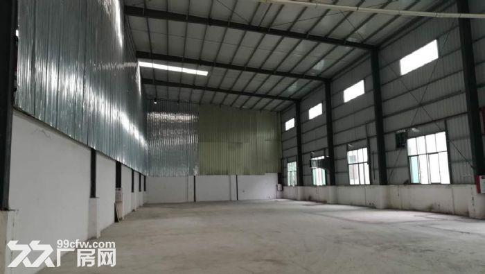 企石镇新出钢结构厂房5000平方-图(2)