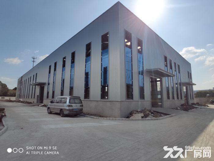 高新区玉山南星渎产业园全新单层厂房2550平招商-图(2)