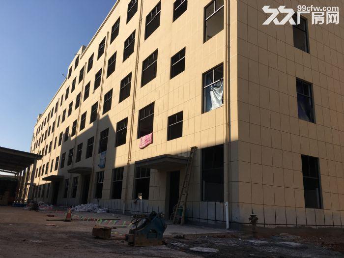 金华玉泉东路318号厂房出租,每层2400平,共五层,最少租半层1200平。-图(1)
