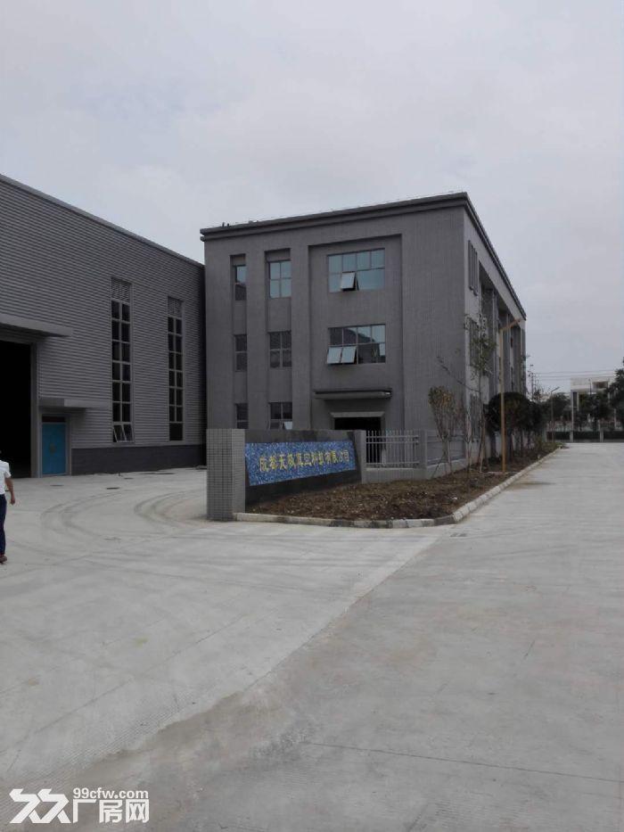 温江园区标准厂房1600平出租行业不限-图(1)