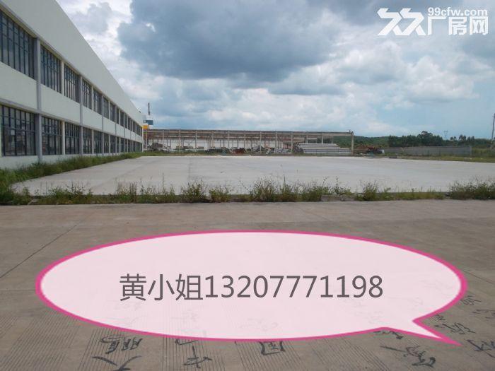 钦州市钦南区黎合江工业园大型场地及厂房用地出租(可分租),证件齐全-图(2)