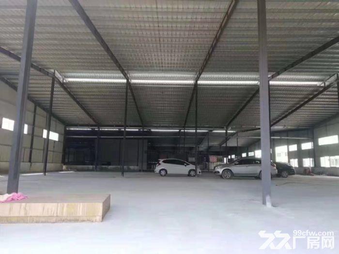 新会区三江带环保厂房1万方,有污水处理池-图(1)