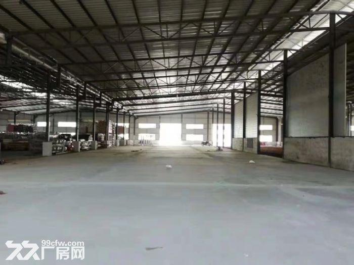 新会区三江带环保厂房1万方,有污水处理池-图(2)