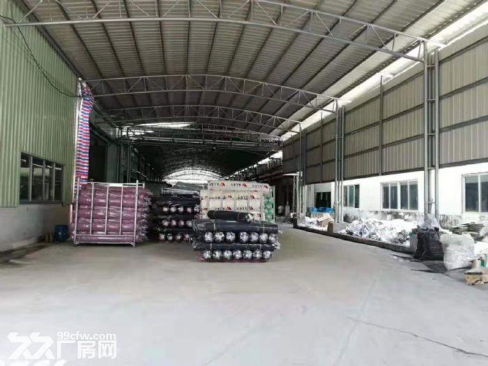 新会区三江带环保厂房1万方,有污水处理池-图(5)