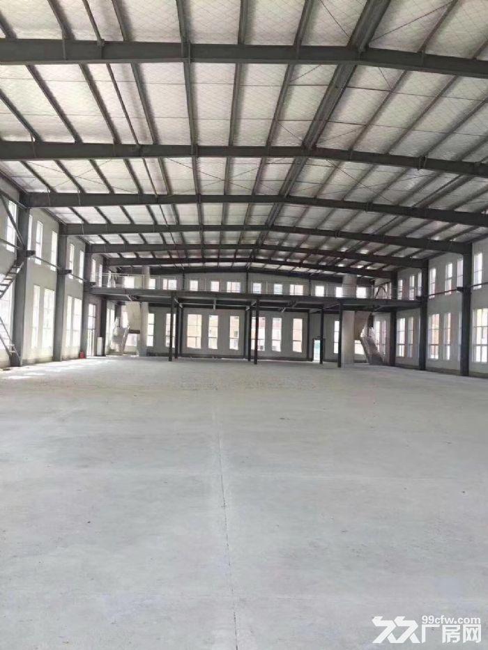(无税收)(三证全)稀缺单层钢构厂房总价500万起-图(7)