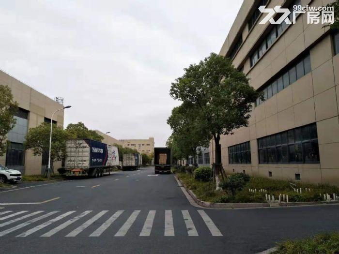 青浦大面积厂房仓库招租,104地块,一楼层高9米,二层层高4.5米-图(1)