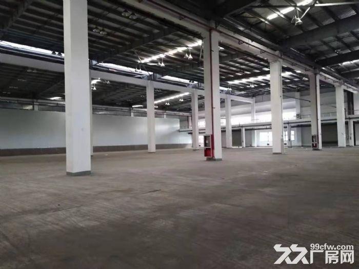 青浦大面积厂房仓库招租,104地块,一楼层高9米,二层层高4.5米-图(2)