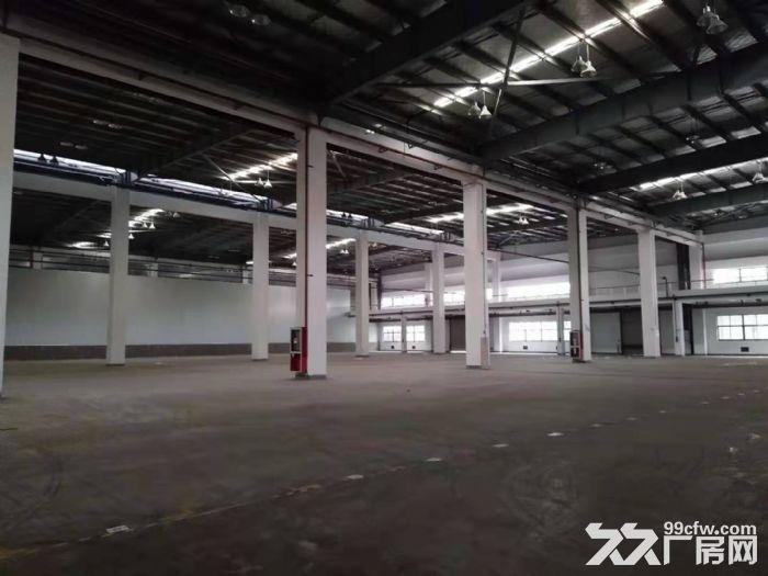 青浦大面积厂房仓库招租,104地块,一楼层高9米,二层层高4.5米-图(4)