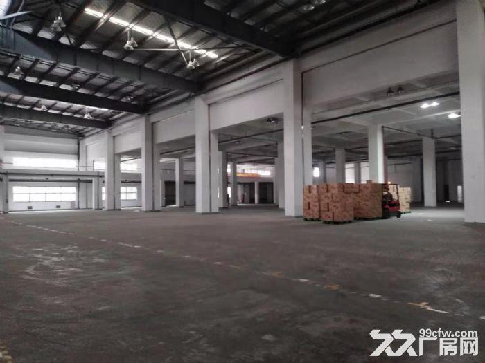 青浦大面积厂房仓库招租,104地块,一楼层高9米,二层层高4.5米-图(3)