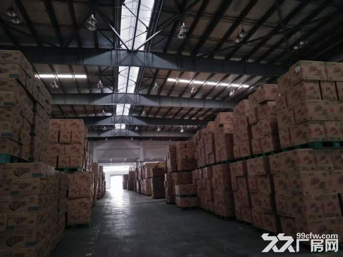 青浦大面积厂房仓库招租,104地块,一楼层高9米,二层层高4.5米-图(5)