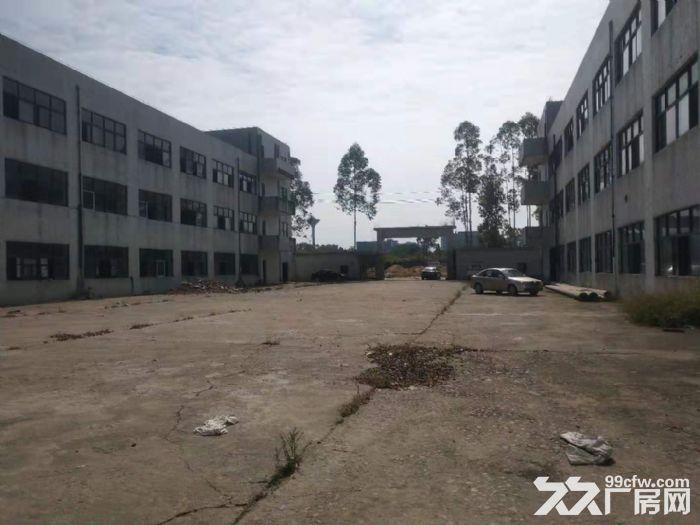 良井镇原房东独院18100平方厂房出租-图(2)