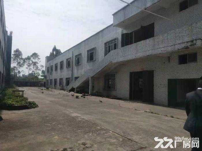 良井镇原房东独院18100平方厂房出租-图(3)
