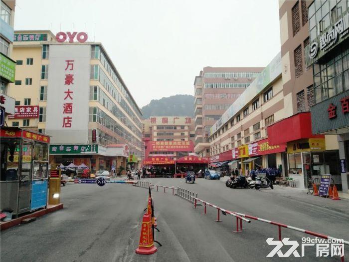 【银桐广场】沿街500仓库招租,无需转让费-图(1)