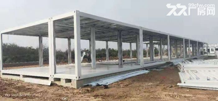 出租西咸新区秦汉新城1000−10000平米厂房-图(3)