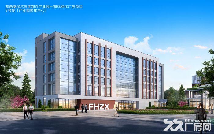 出租西咸新区秦汉新城1000−10000平米厂房-图(4)