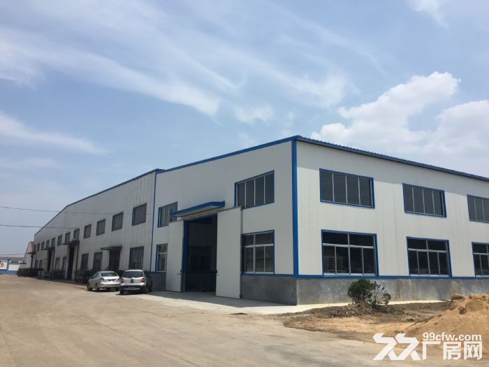 山东龙口厂房出租占地40亩-图(2)