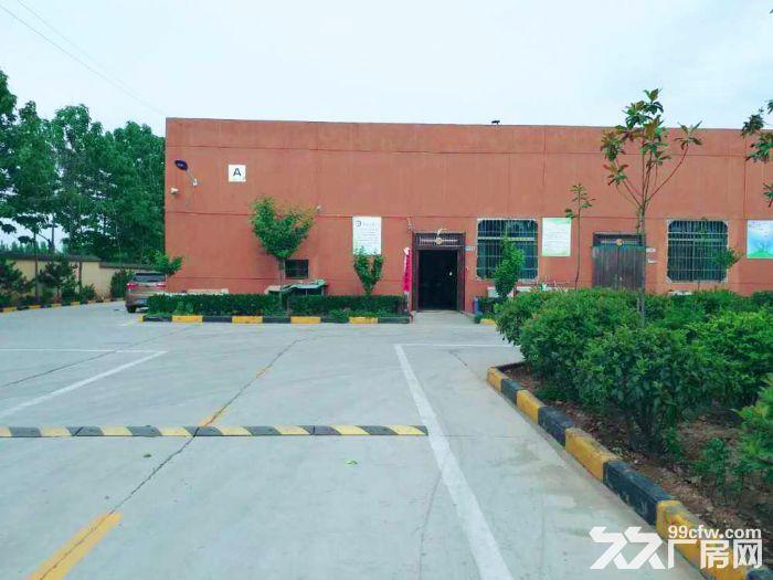 西安食品工业园2000㎡厂房出租手续齐全-图(7)
