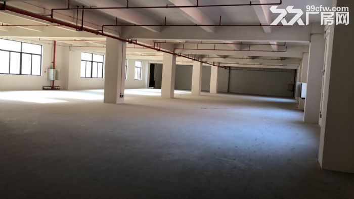 出租顺德容桂镇华口华腾工业区有货梯可过五金环保招工方便厂房新-图(4)