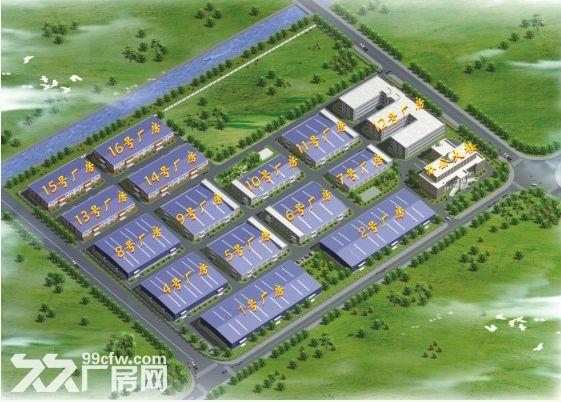 浦东老港招商单层排架式重型厂房,层高11米可装16吨行车-图(1)
