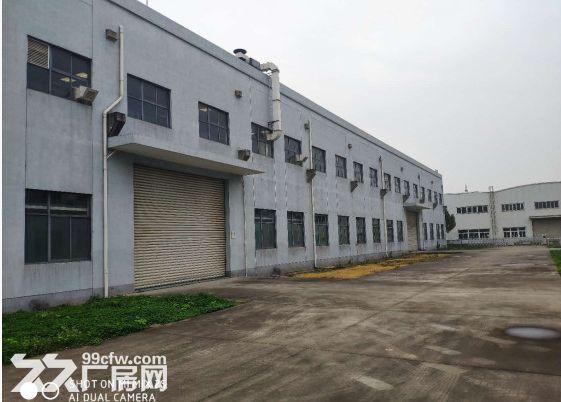 浦东老港招商单层排架式重型厂房,层高11米可装16吨行车-图(2)