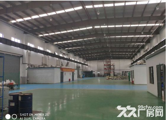 浦东老港招商单层排架式重型厂房,层高11米可装16吨行车-图(3)