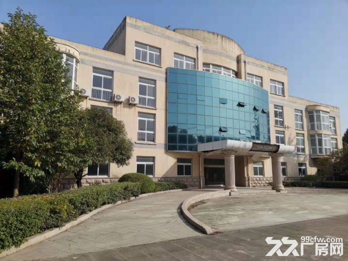 昆山萧林路近2万厂房及办公楼出租-图(2)