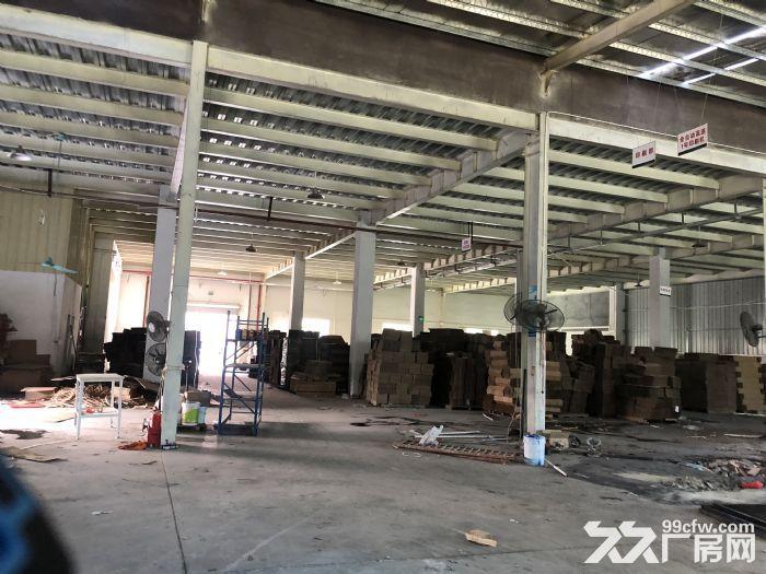 清溪三中一楼标准6米高厂房出租1600平适合各行业水电齐-图(2)