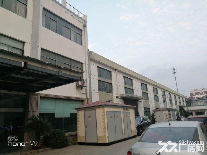 苏州吴中区厂房,单一层,带行车,房东直租-图(1)