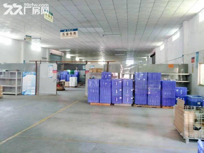 空地很大凤岗油甘埔一楼带装修厂房出租4000平方水电齐全-图(5)