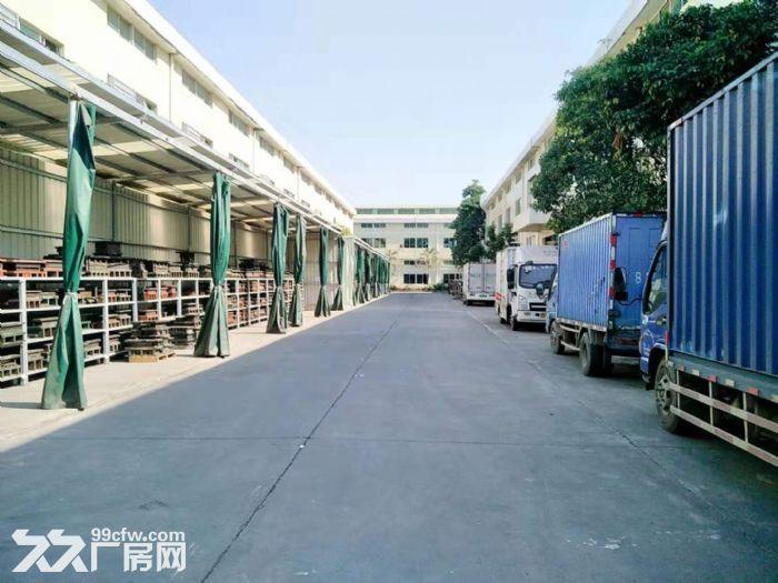 空地很大凤岗油甘埔一楼带装修厂房出租4000平方水电齐全-图(4)