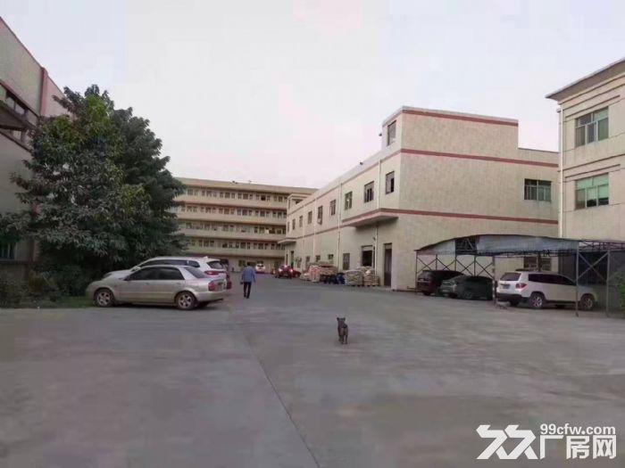 清溪镇中心一楼厂房出租750平适合模具,注塑五金机加工-图(2)