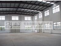 曹路1800平单层厂房104地块可研发生产环评川沙3000平单层可做物流仓-图(1)