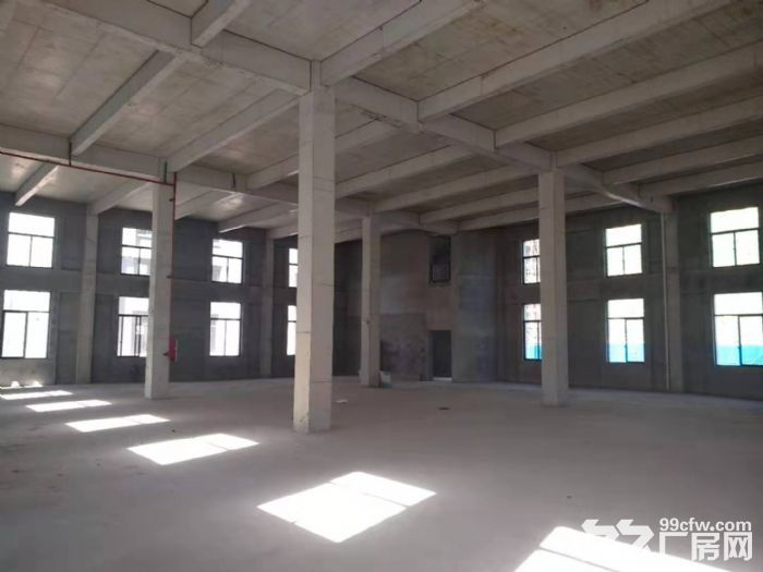广州周边广清产业园独栋厂房出售产证齐全-图(6)