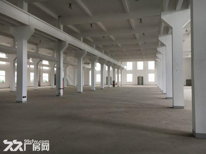 常州钟楼经济开发区附近园区6600平三层厂房出租-图(1)