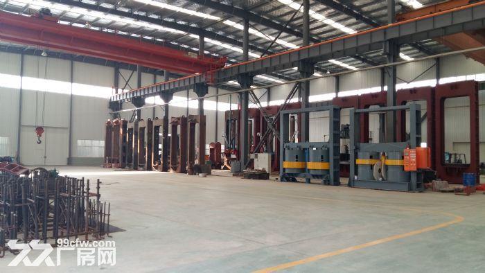 城阳区夏庄玉皇岭工业园4000平高9米可以安装行车厂房出租-图(1)