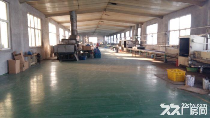 城阳区夏庄玉皇岭工业园4000平高9米可以安装行车厂房出租-图(3)