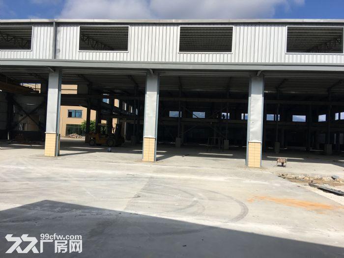 同安大道边厂房+钢构建筑出租,含行车、独立的保安室、厨房、员工宿舍,集装箱可进出-图(4)