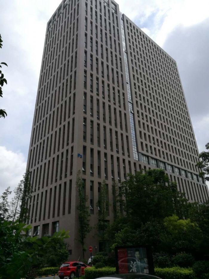 麓谷企业广场高层165−1000毛坯办公场地出租-图(1)