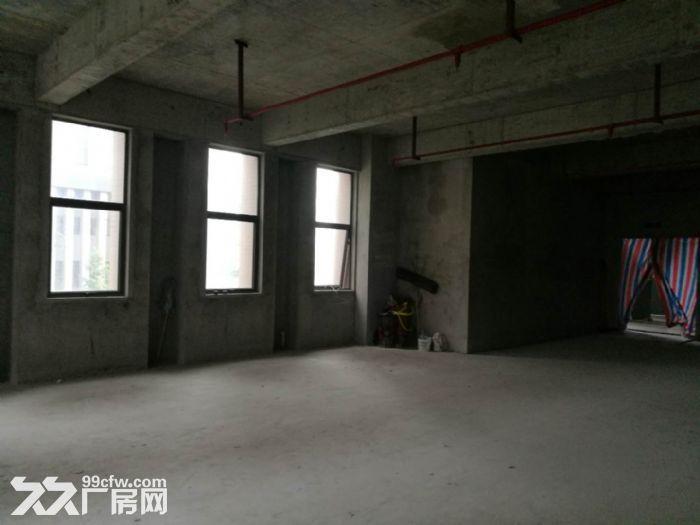 麓谷企业广场高层165−1000毛坯办公场地出租-图(4)