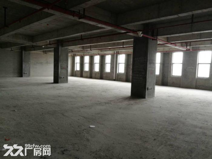 麓谷企业广场高层165−1000毛坯办公场地出租-图(7)