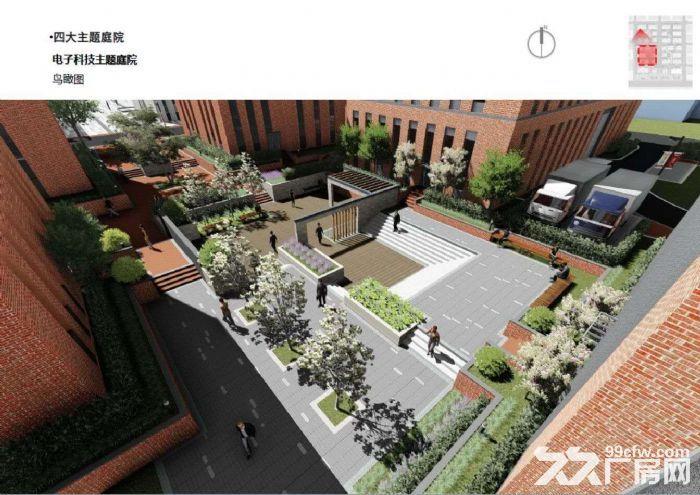 北京周边高碑店和谷智能科技小镇厂房出租出售可环评大产权-图(1)