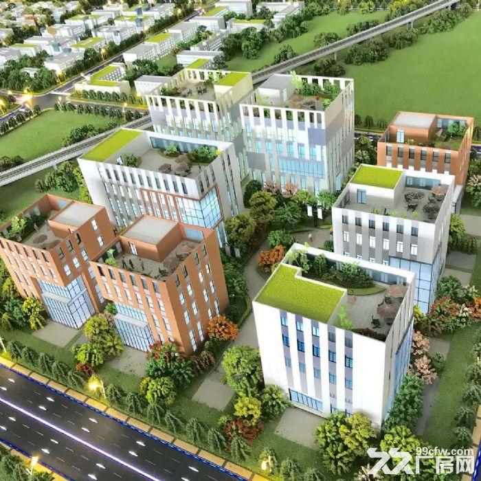 北京周边高碑店和谷智能科技小镇厂房出租出售可环评大产权-图(5)