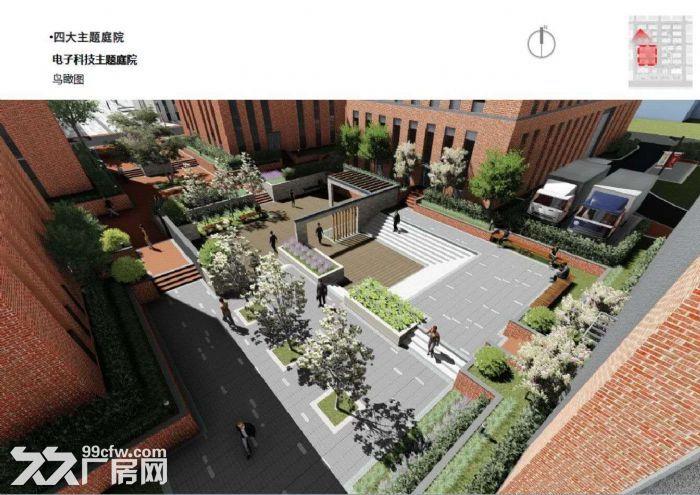 北京周边高碑店和谷智能科技小镇厂房出租出售可环评大产权-图(3)
