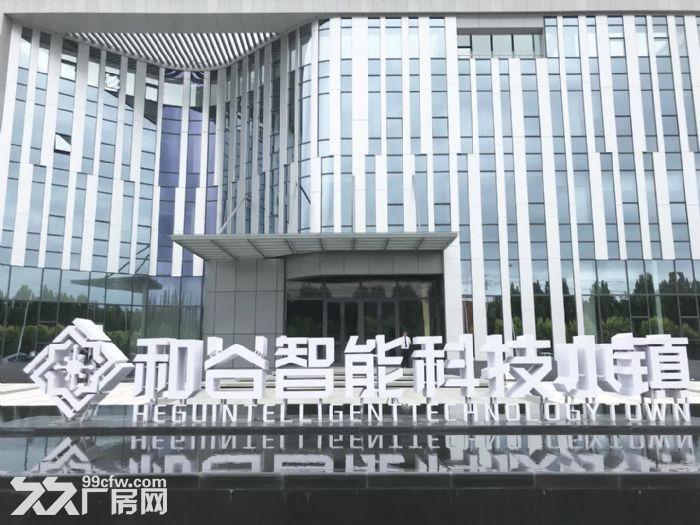 北京周边高碑店和谷智能科技小镇厂房出租出售可环评大产权-图(6)