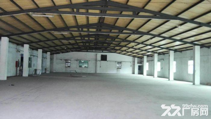 岭夏村工业区独院厂房分租单一层钢构铁皮房-图(1)